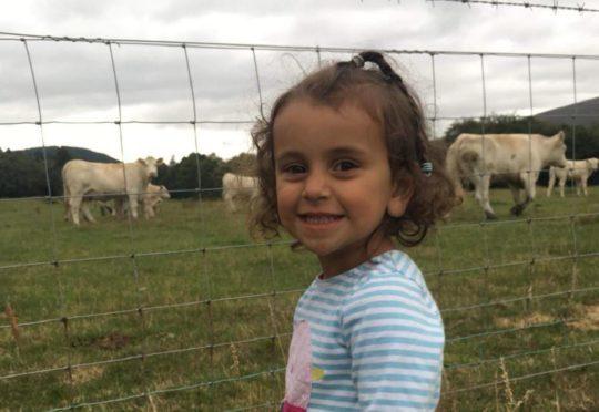 Priya is now recovering in hospital in Glasgow.