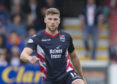 Iain Vigurs joined Ross County from Caley Thistle for a second time last summer.