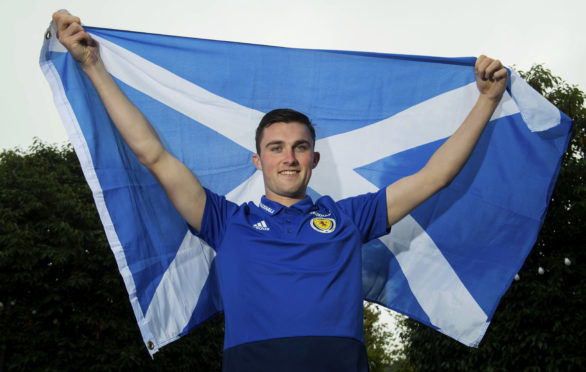 John Souttar is in line for his first Scotland cap.