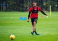 Aberdeen defender Max Lowe will return to Derby next month.