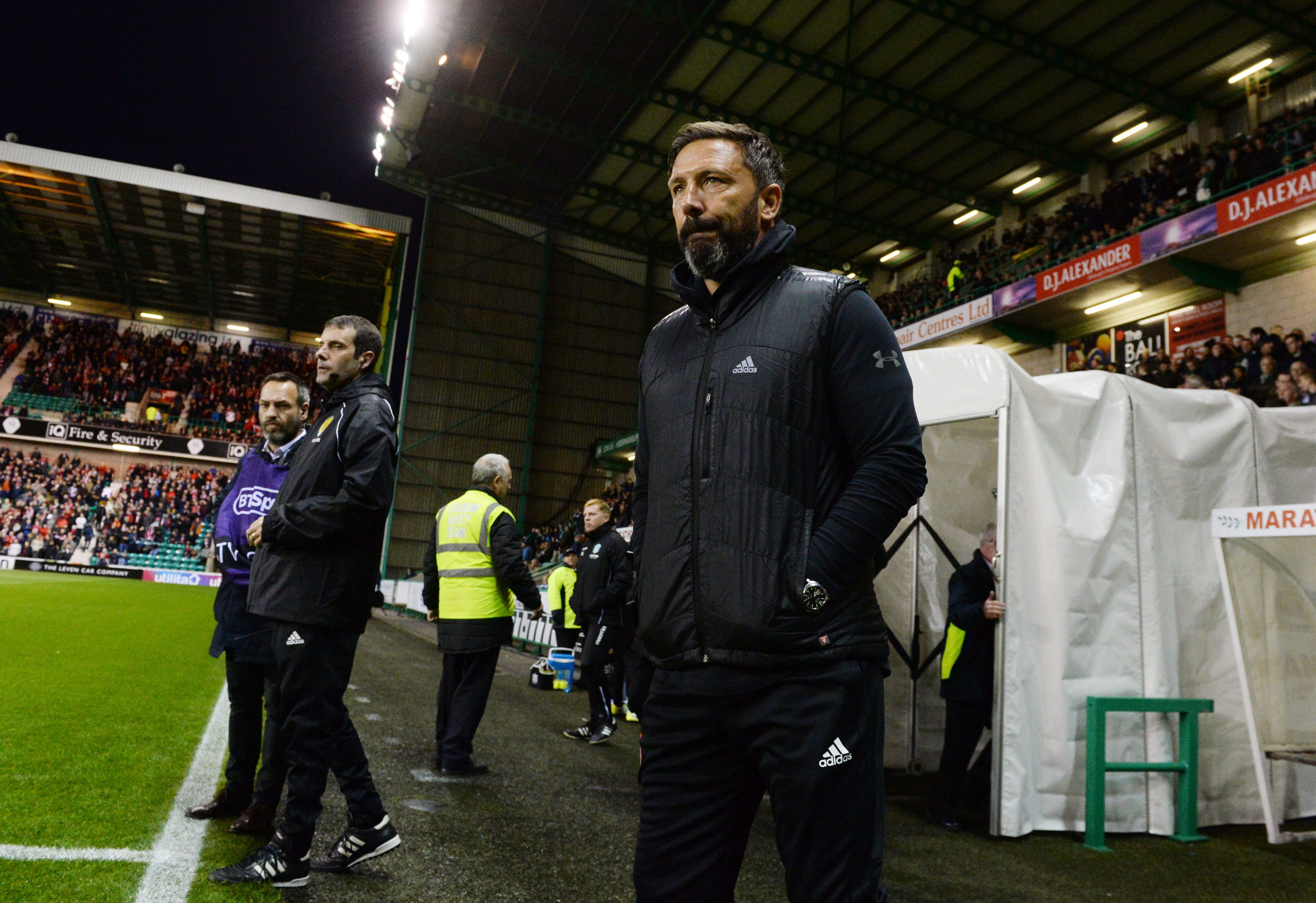 Aberdeen manager Derek McInnes believes consistency is hard to come by in an improving Scottish Premiership.