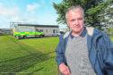 Ron Gunn of Caithness Health Action Team