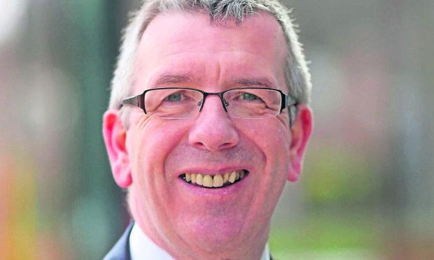 David Stewart MSP believes positive steps are being taken