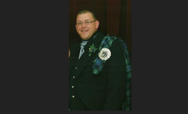 Mark Mathers, 33, has died.