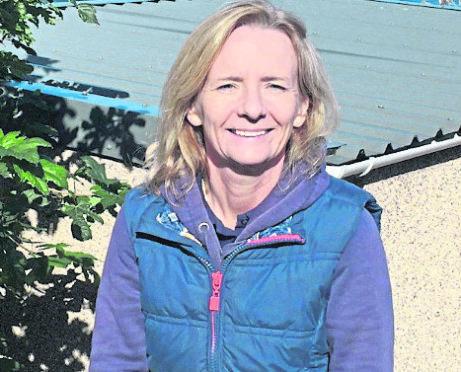 Donna Manson, the new Highland Council chief executive.
