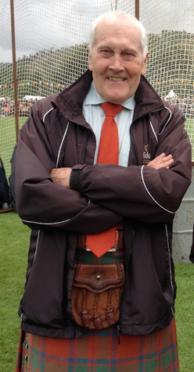 Peter Nicol MBE