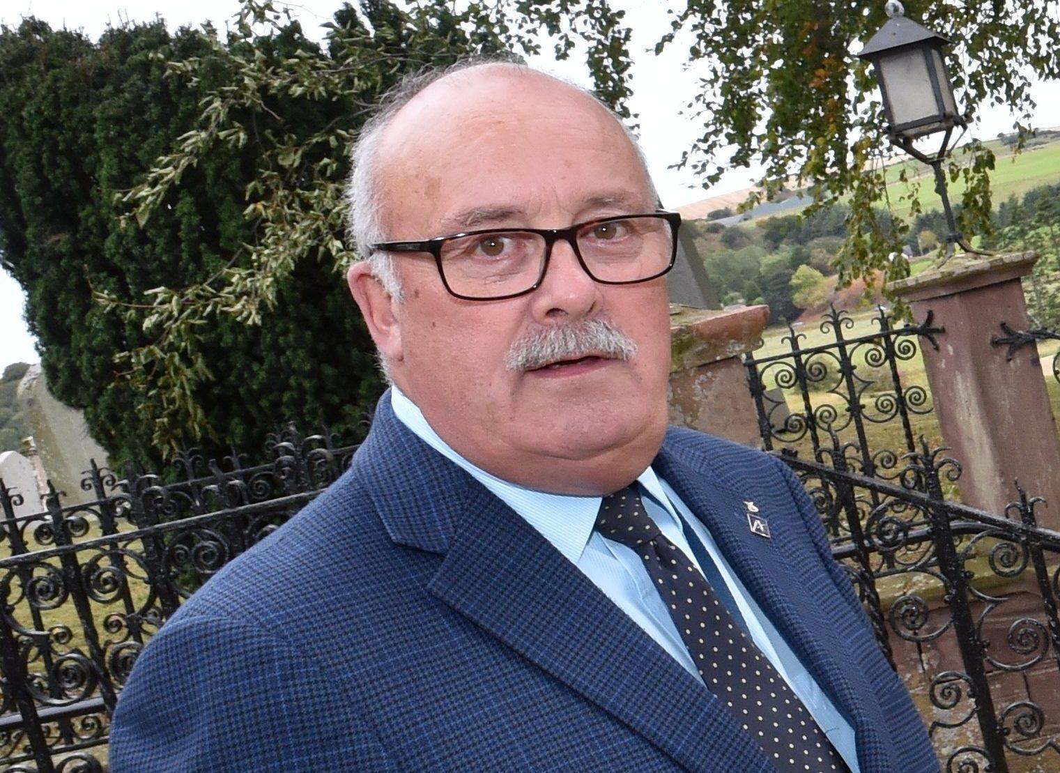 Councillor Alastair Forsyth