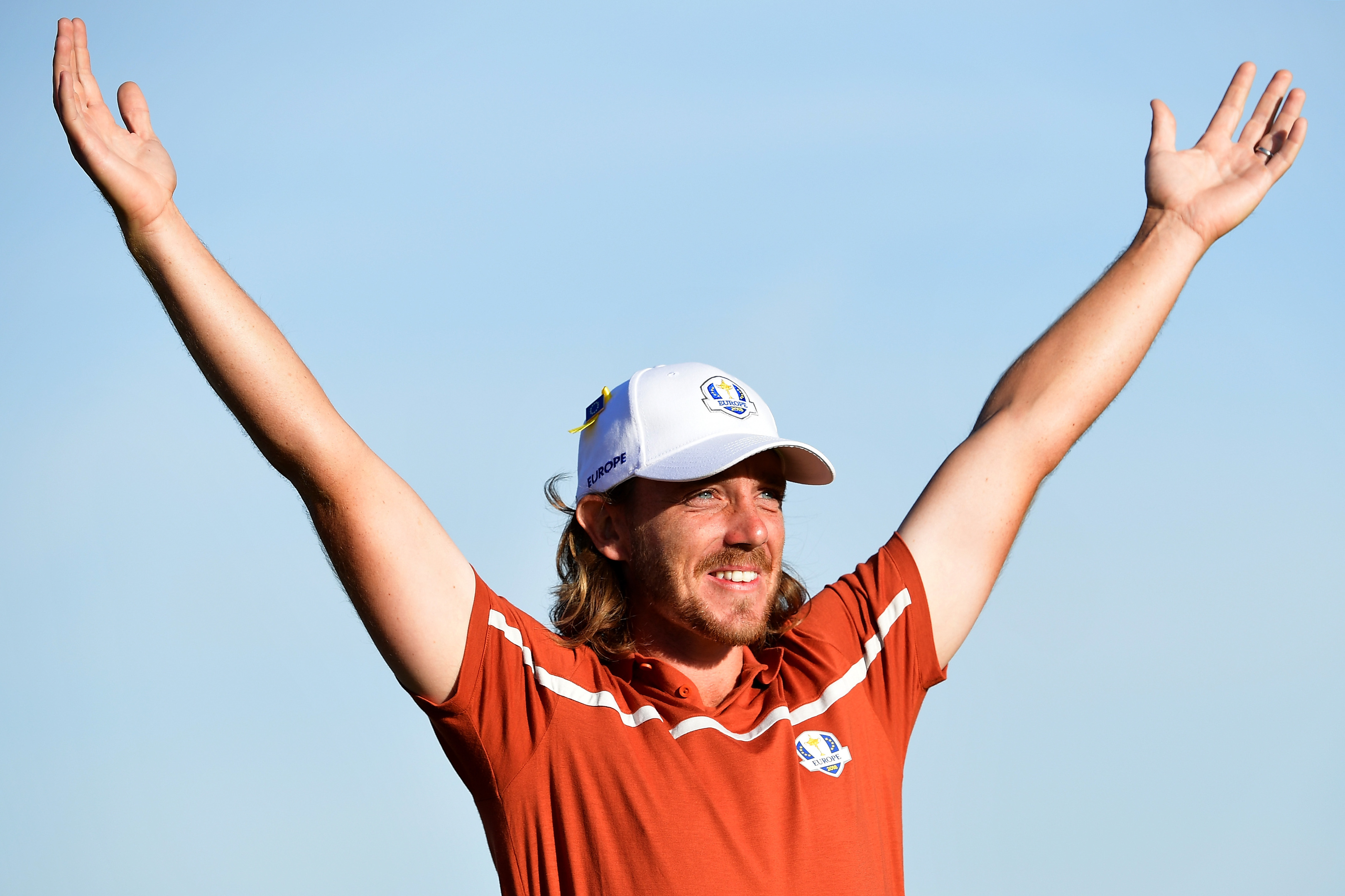 It's back to reality for Tommy Fleetwood following the Ryder Cup