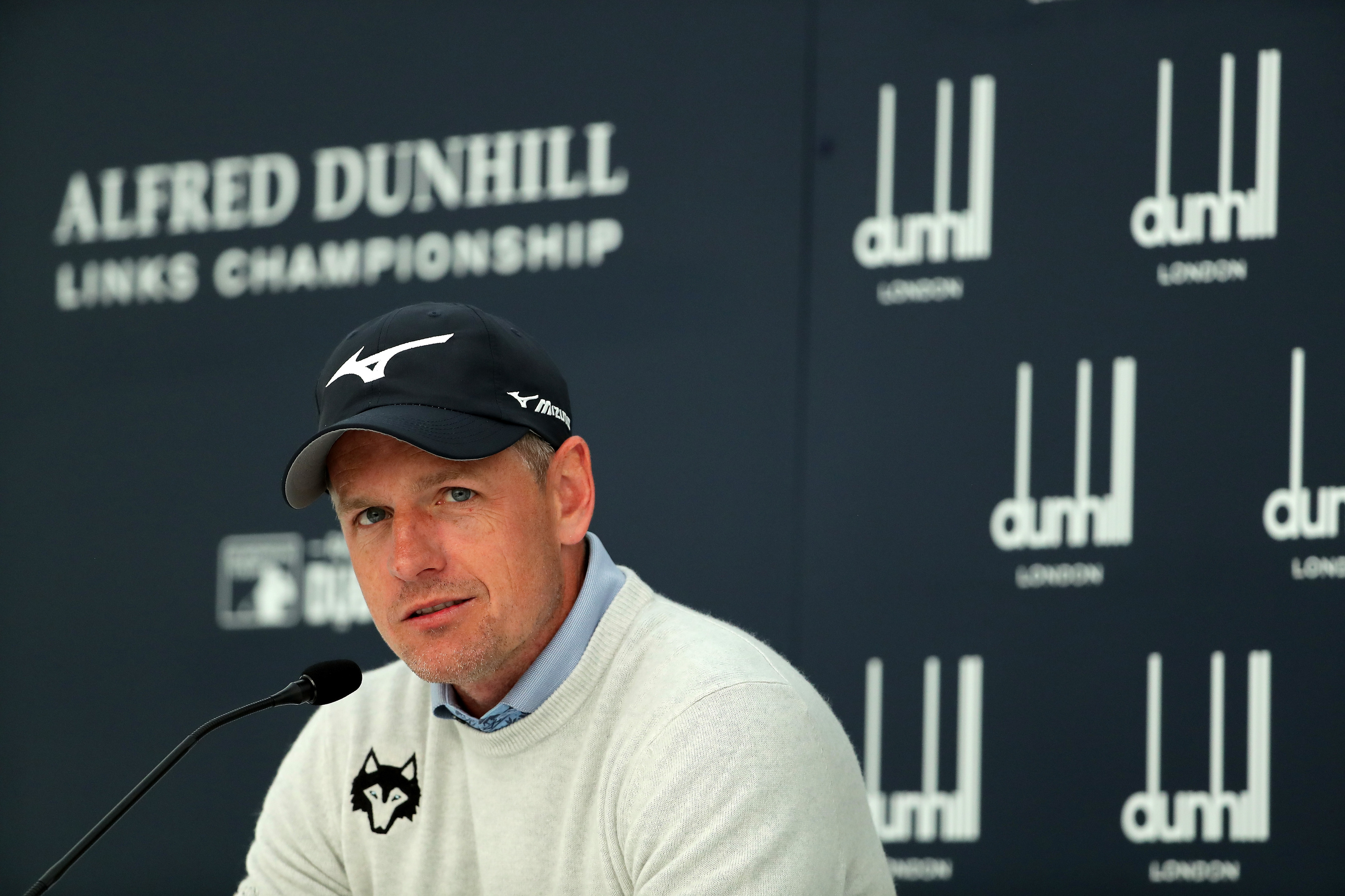 Luke Donald has backed calls for Padraig Harrington to be Europe's next Ryder Cup captain.