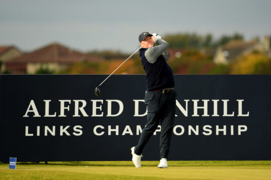 Marcus Fraser shares the lead after day one of the Dunhill Links Championship