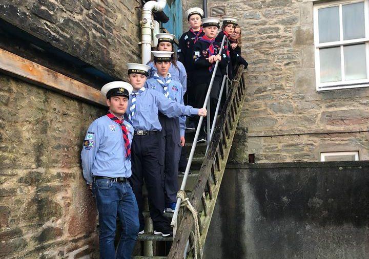Lerwick Sea Scouts
