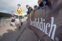 Dramathon 2018 Marathon from Glenfarclas distillery on the flanks on Ben Rinnes, Ballindalloch , Tamdhu, Knockando, Dalmunach, Aberlour, Balvenie and finish at Glenfiddich    Picture by Abermedia / Michal Wachucik