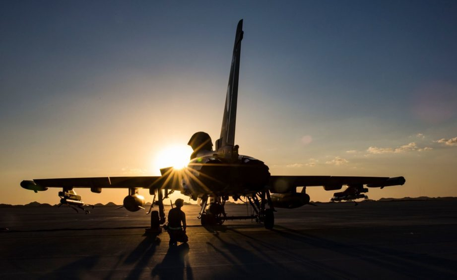 Picture credit: RAF Lossiemouth