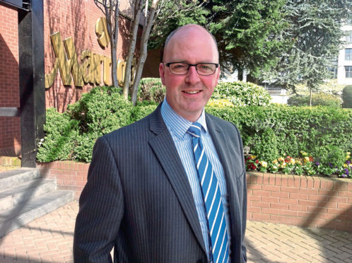 Scottish Pig Producers chief executive Andy McGowan is one of the new board members.