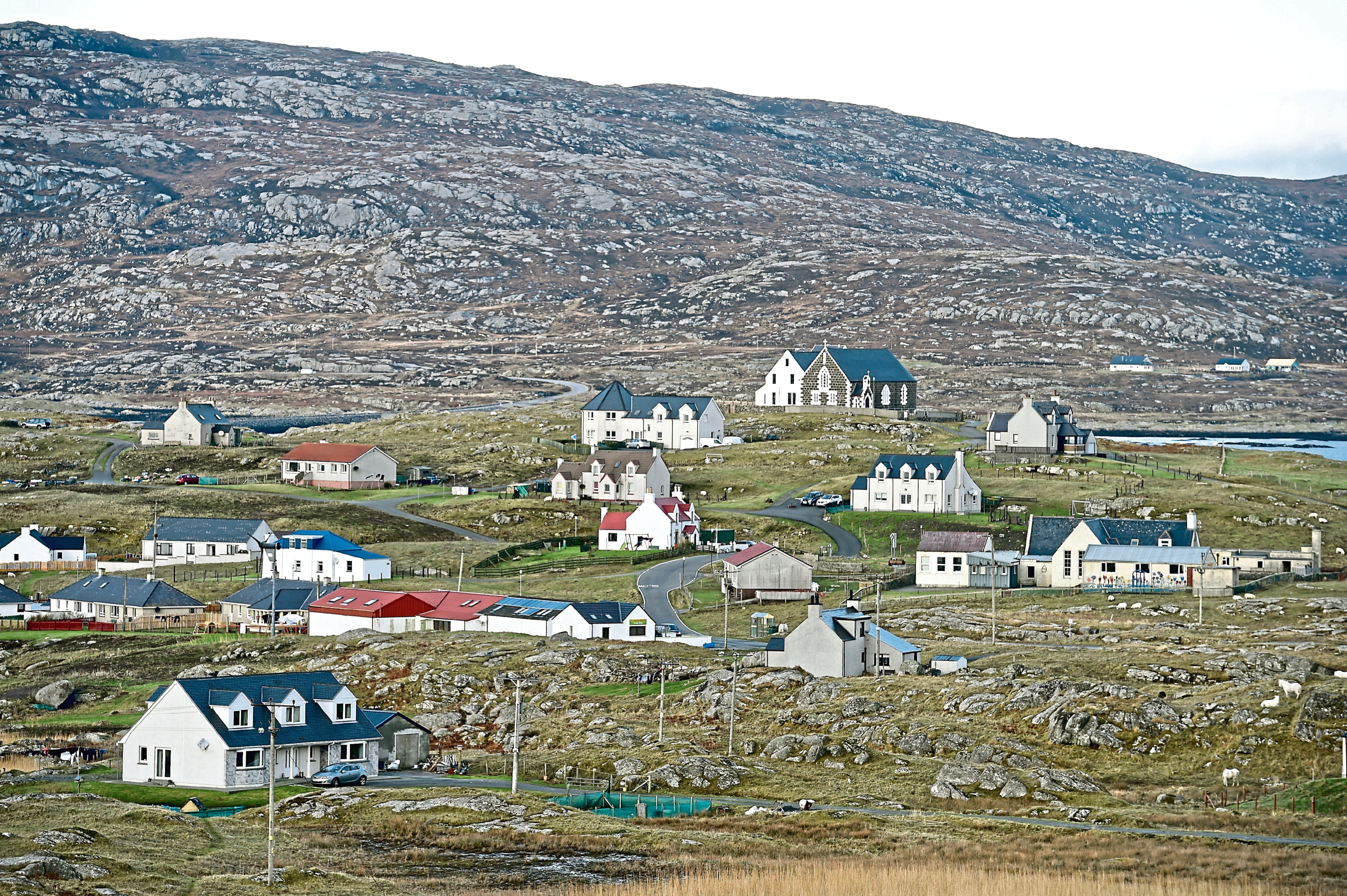 The Outer Hebrides lost 10.5% of its population between 1991 and 2001, and saw an overall 43% decline between 1901 and 2001, before rebounding modestly between 2001 and 2011.