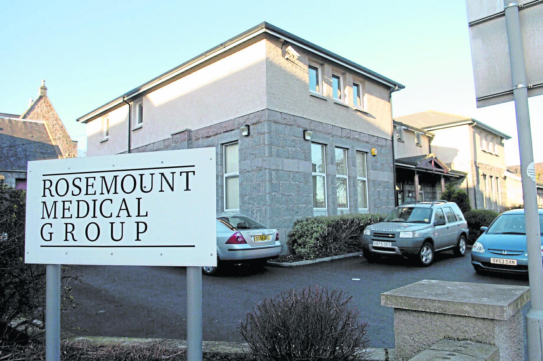 Rosemount Medical Group.