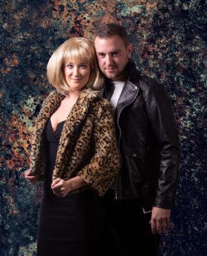 Audrey - Amy Atkinson and Orin The Dentist - Liam MacAskill.