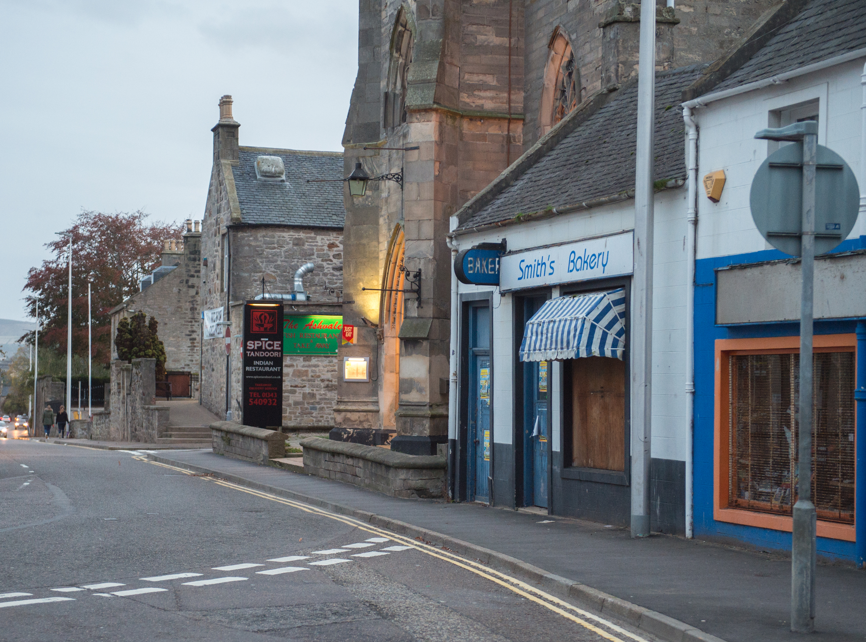 The former bakery could soon find a new use as tourist accommodation.