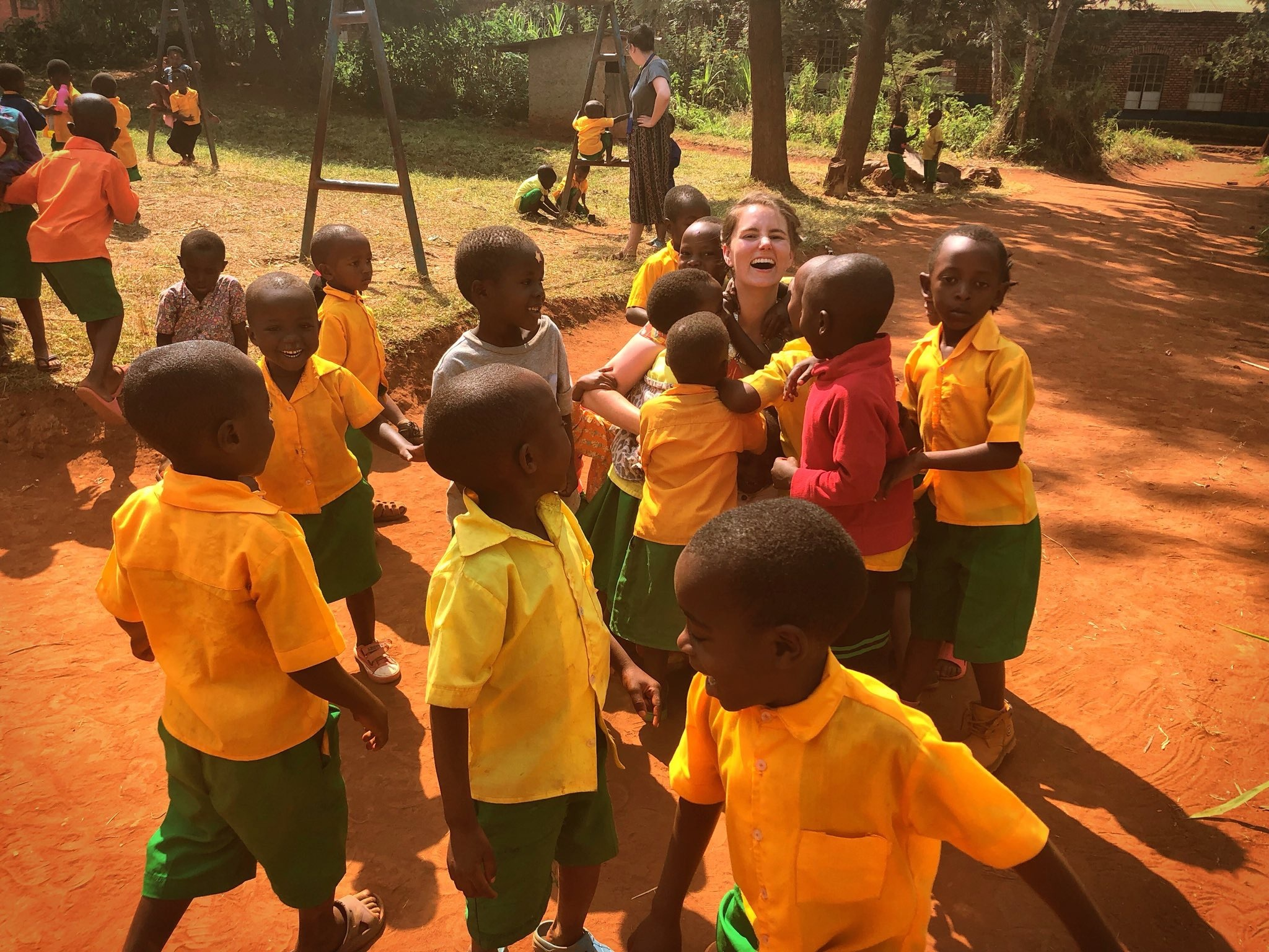 Caitlin Morrison from Wick has flourished from the Global Learning Partnerships.