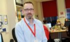 Mark Thomson of Shelter Scotland Aberdeen.