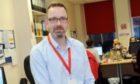 Mark Thomson of Shelter Scotland Aberdeen.