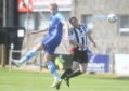 Peterhead striker Russell McLean has experienced first-hand the demands of challenging at the top of the Lowland League.