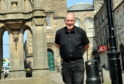 Forres councillor George Alexander is delighted support could be available for the town's Market Cross.