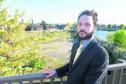 Inverness Highland Councillor Richard Laird