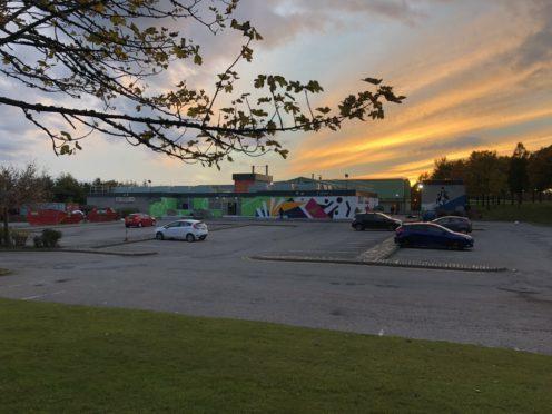 Sheddocksley Sports Centre