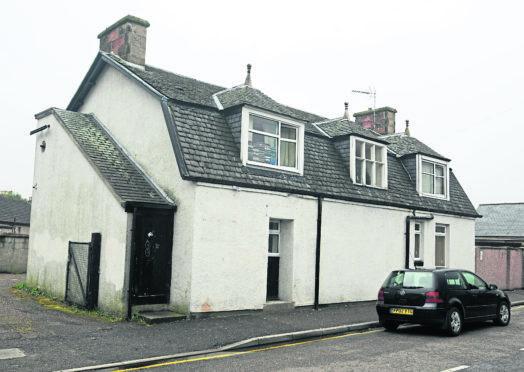 38 Montague Row, Inverness.