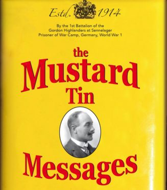 The Mustard Tin Messages tells one of the little-known stories from WW1.
