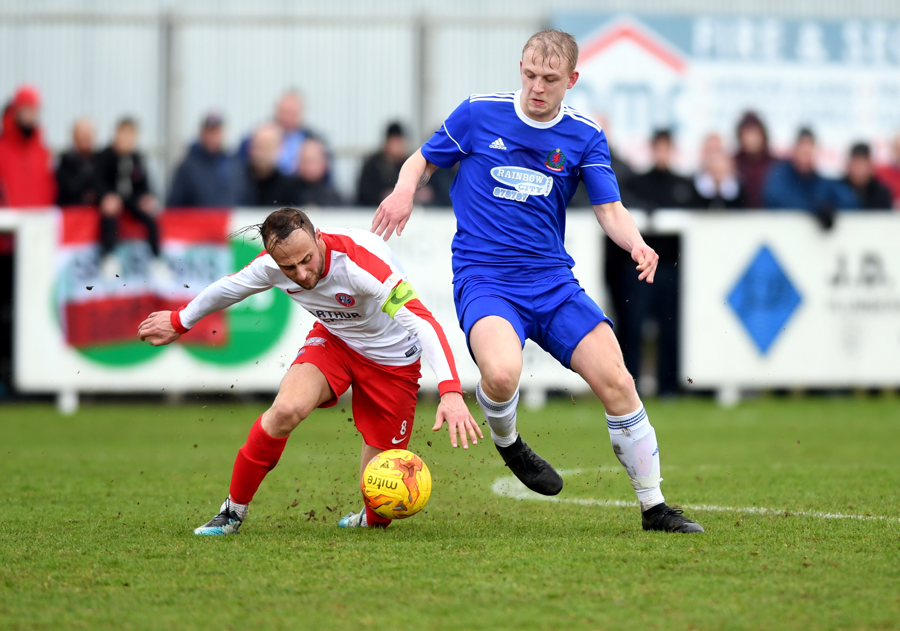 Cove Rangers defender Harry Milne wants his side to finish the job against Auchinleck on Saturday.