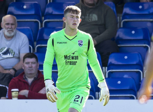 Ross Munro has joined Raith Rovers on loan
