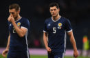 Scott McKenna missed a golden opportunity to open his account for Scotland against Portugal.