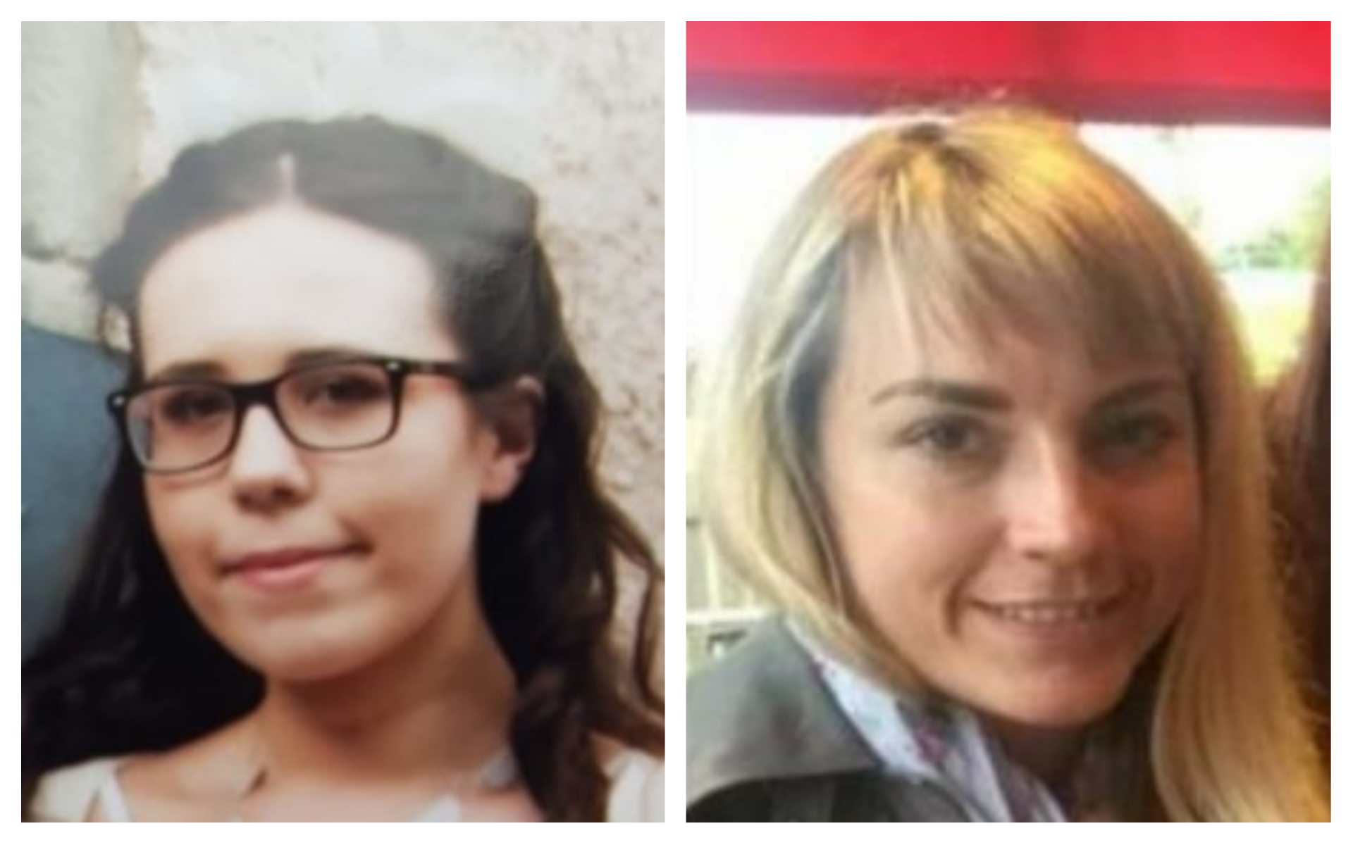 Missing Chloe Marshall and Jessica McRitchie have been traced.