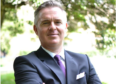 Gordon MP Colin Clark