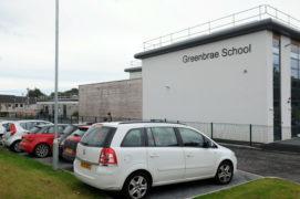 Greenbrae Primary School is still shut today