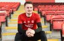 Aberdeen midfielder Scott Wright.