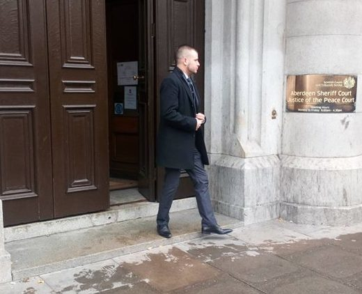 Mihails Hodzajevs leaving court.