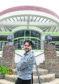Raj Hamid, at Carron to Mumbai, restaurant, Cameron Street, Stonehaven. Picture by Kami Thomson.