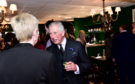 The Duke of Rothesay, Prince Charles, visited the new Rothesay Restaurant and Highgrove shop in Ballater in 2016.