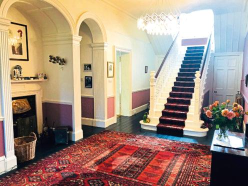 Napier House, Nairn