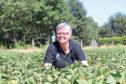 Jolande Raaijmakers - picture for alpro soya feature by Caroline Stocks