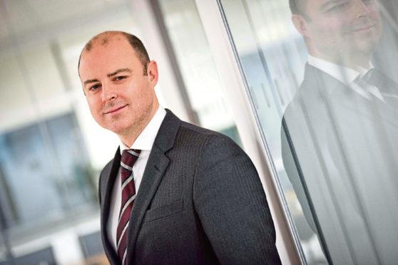 Stewart Milne Group chief operating officer Stuart MacGregor.