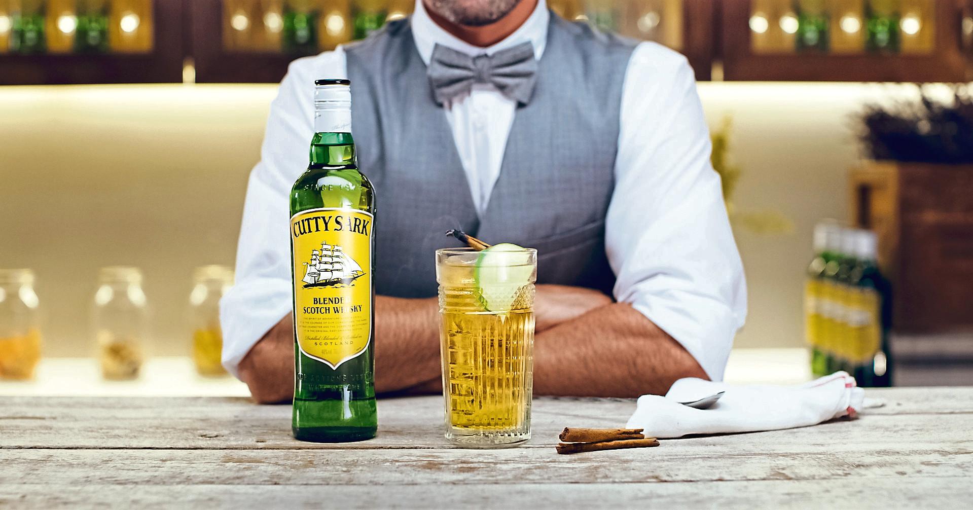 Glasgow firm Erdington said its sale of Cutty Sark to Paris-based La Martiniquaise-Bardinet will help the whisky brand to prosper.