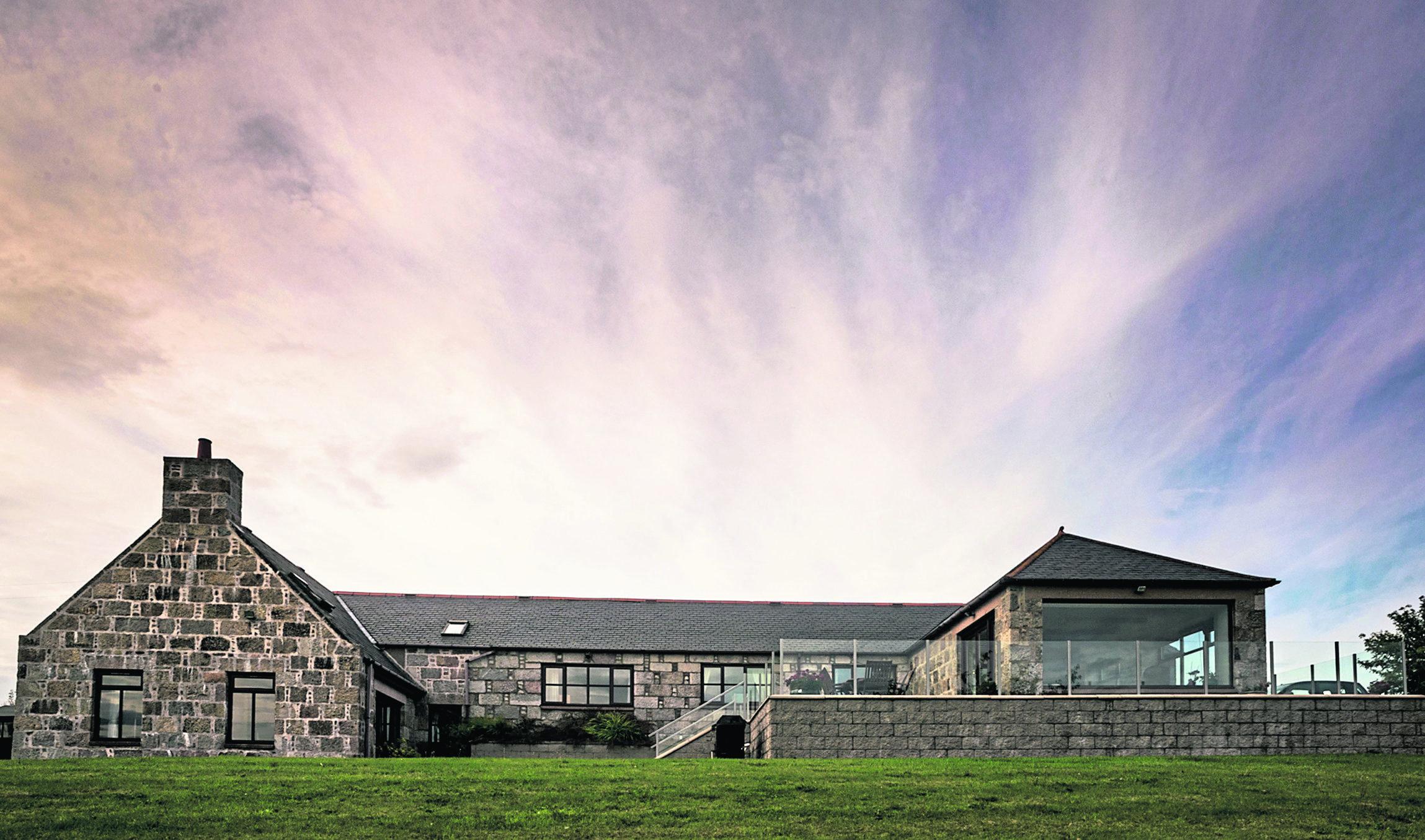 Hilton Farm Cottage.