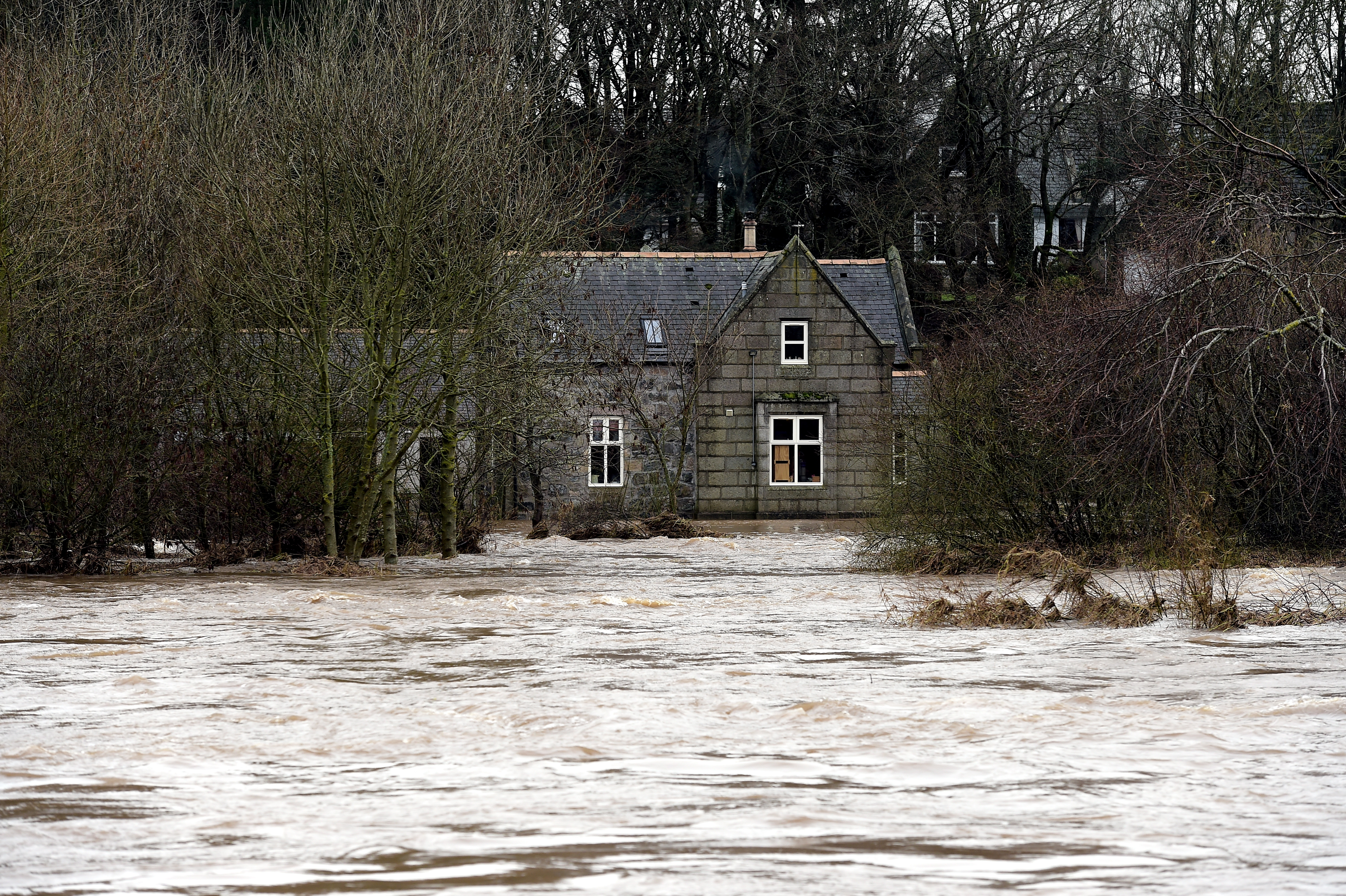 The event will focus on the flood events of 2016 when the River Ythan burst it's banks at Ellon. (Picture by Kami Thomson)