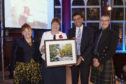 Annette Burfoot was named as the Highland Council's Employee of the Year for 2018.