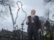 Aberdeen's Lord Provost, Barney Crockett, will lead a remembrance service on Sunday.