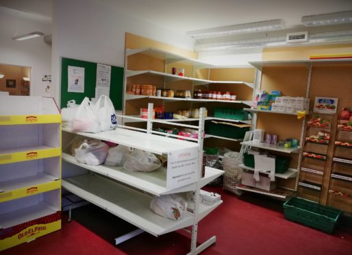 CFINE is looking at ways to increase the support it can offer to the needy in Aberdeen and Aberdeenshire in the face of increasing demand for its services. IN recent weeks it has had to appeal for help after supplies began to run out at its foodbank.